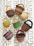 Tiny African Wicker Baskets // Select Style