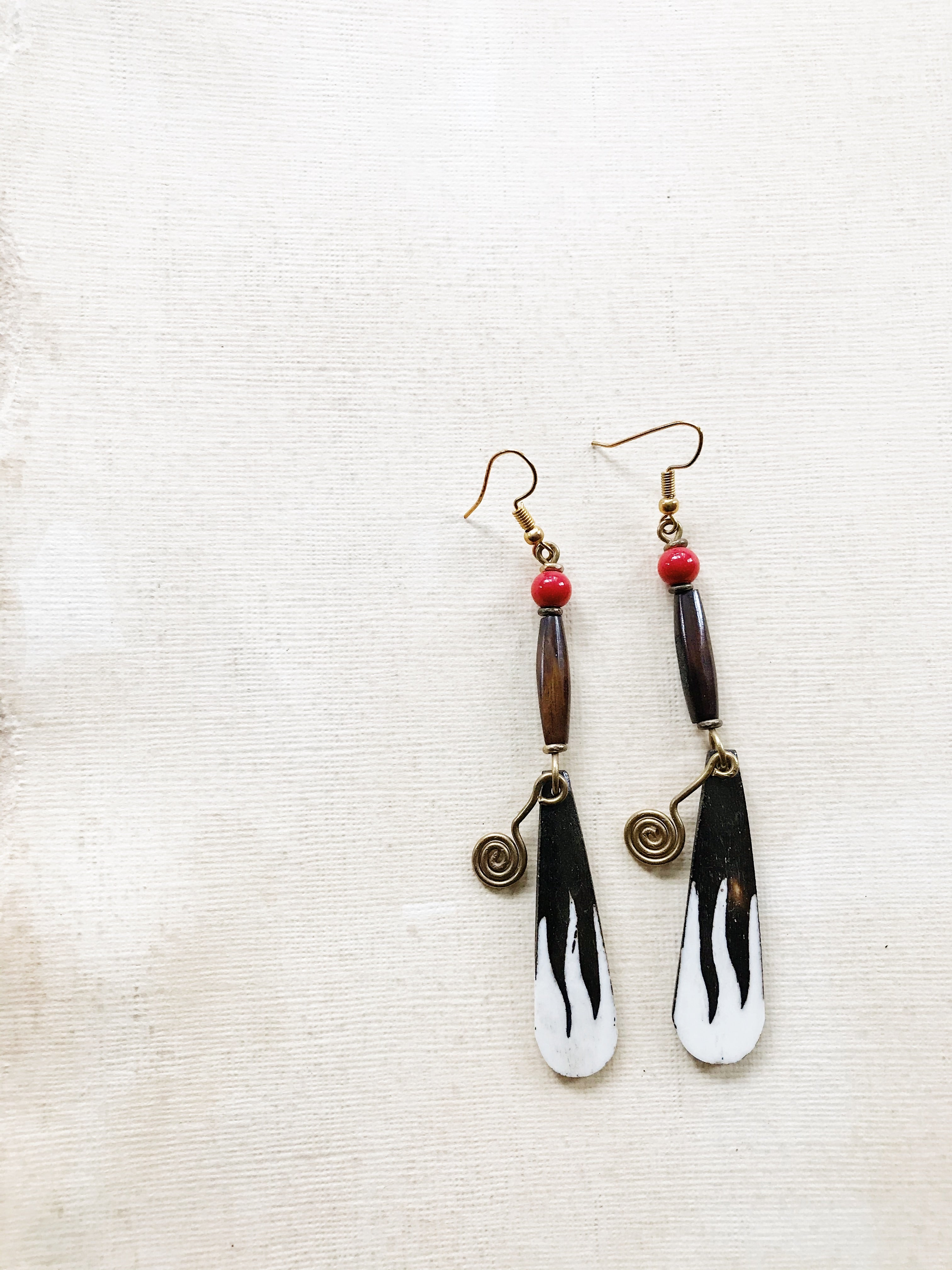 Mamba Swirl Earrings