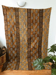 African Mudcloth Fabric XXL// Multicolor