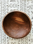 Large Olive Wood Salad Bowl