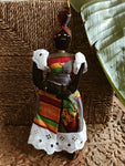 Mama Africa Doll w/ Baby #4