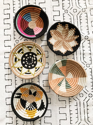African Palm Baskets III // Select Style