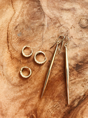 Zulu Spear Earrings