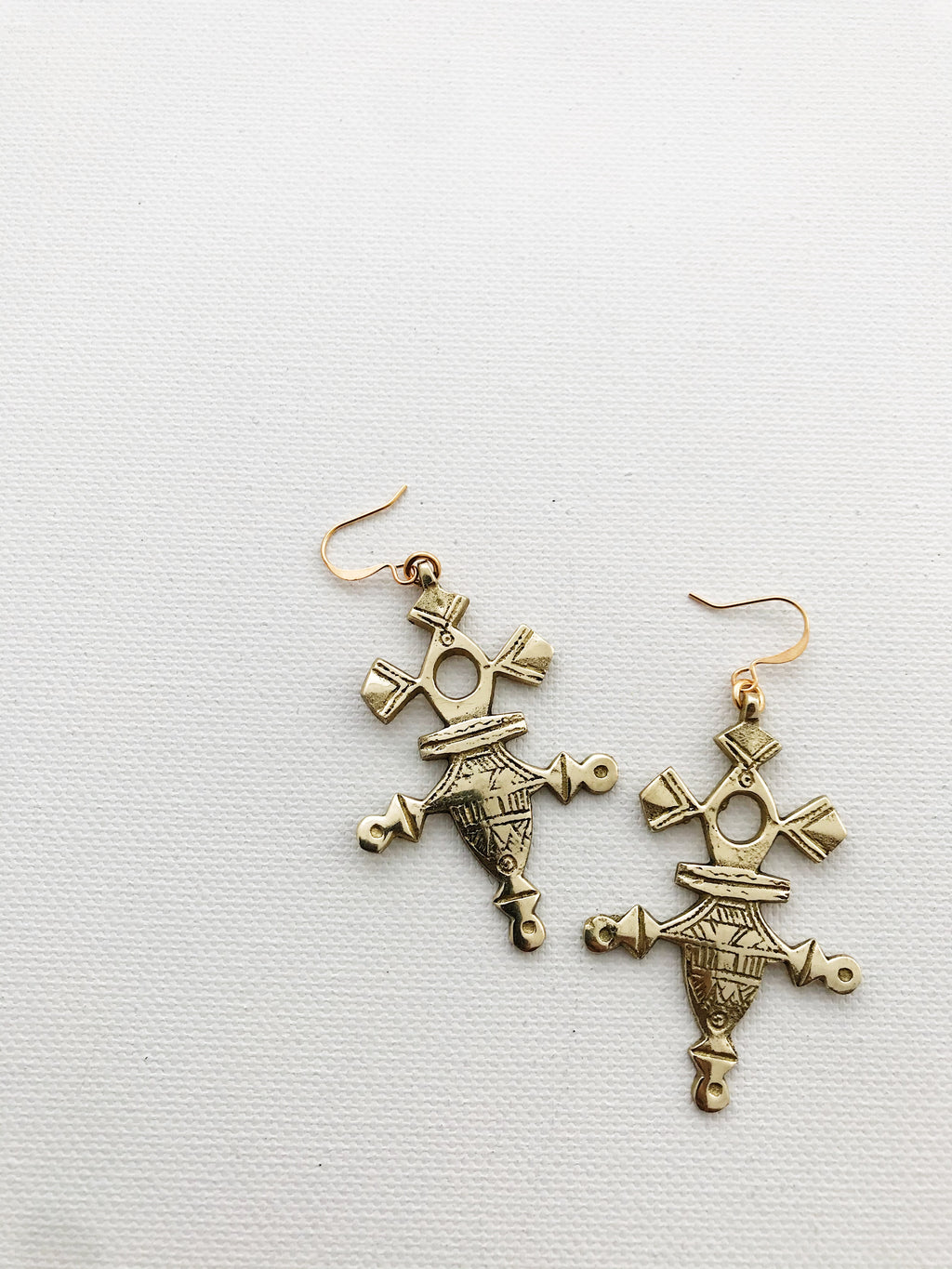 Berber Tuareg Earrings