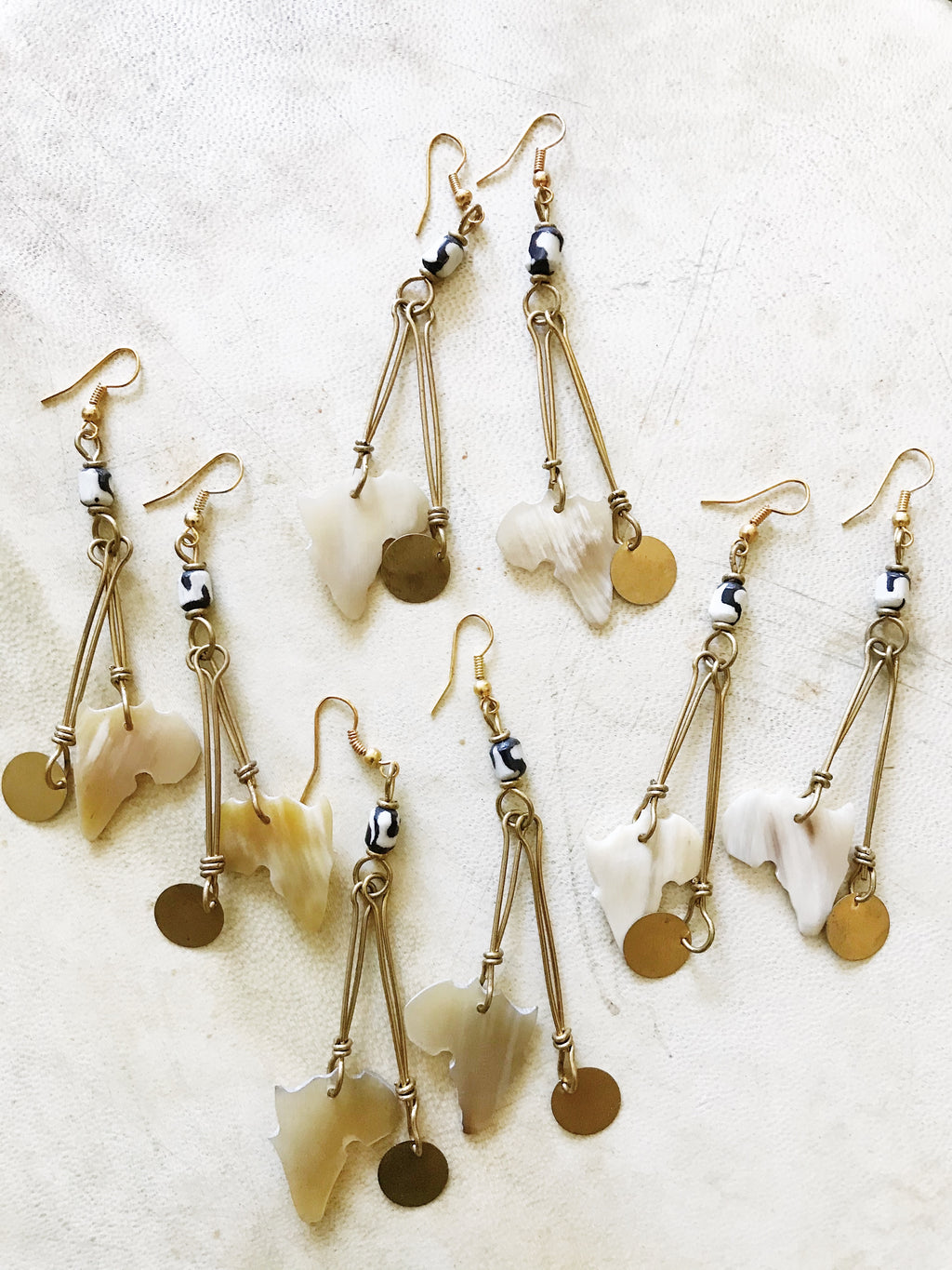 Diaspora Africa Earrings
