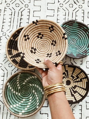 African Palm Baskets // Select Style
