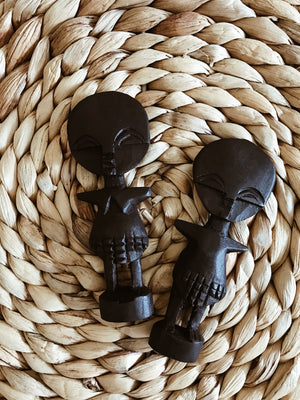 Ashanti Fertility Dolls
