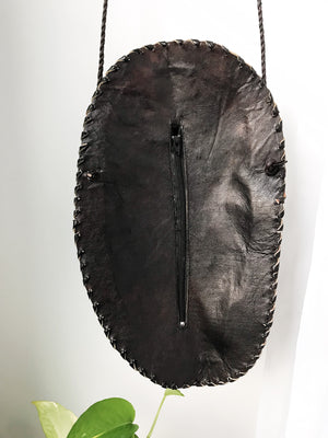 Dahomey Amazons Leather Bag