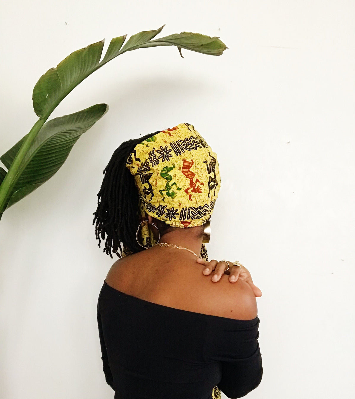 Wild Woman Head Wrap