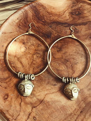 Ancestral Guide Hoops