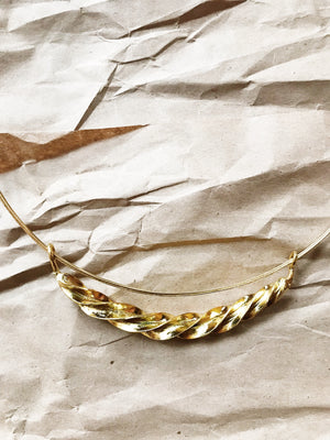 Fulani Twisted Choker