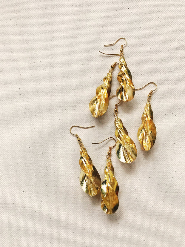 Fulani Teardrop Earrings