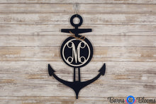 Anchor with Initial Door Hanger
