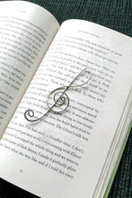 Treble Clef Bookmark