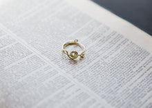 Treble Clef Ring, Music Ring