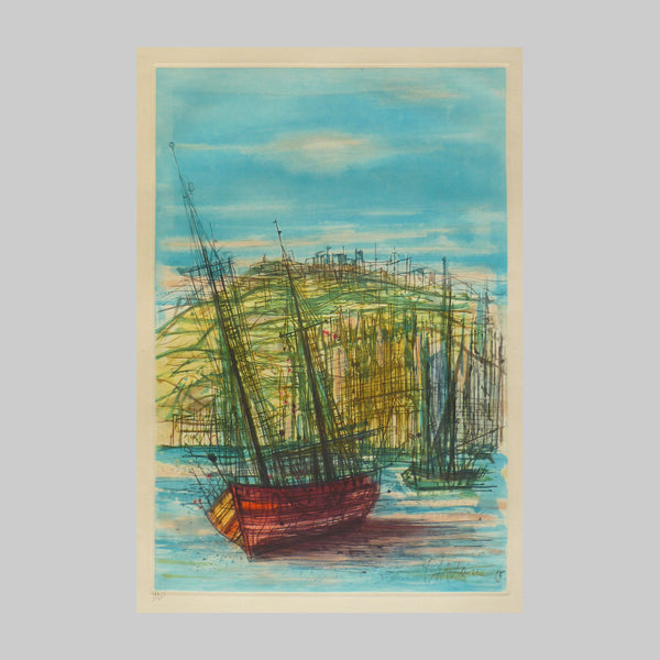 Jean Carzou Colour Etching main image