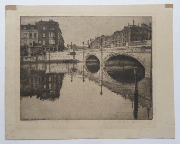 Morgan Dennis Etching Guinness outlet Full Shot image