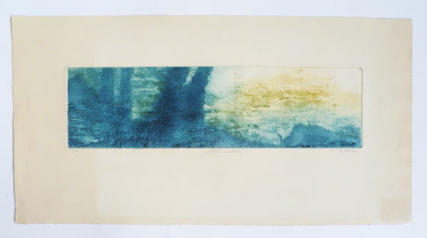 Ruth Rodman Colour Carborundum Etching full sheet image