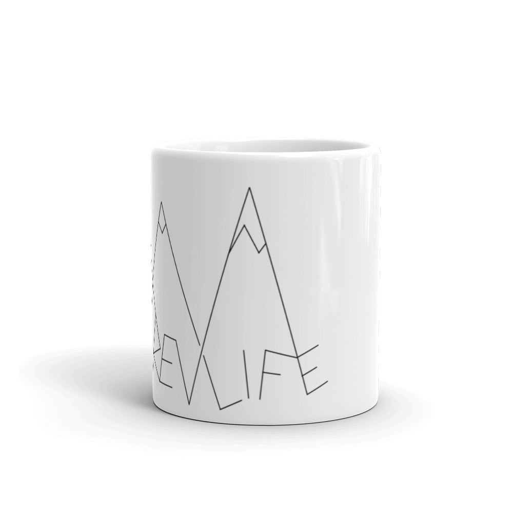 White Mug - New NonRevLife Line