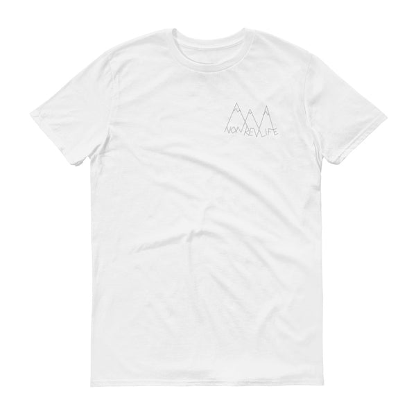 Men's Short-Sleeve T-Shirt - New NonRevLife Line