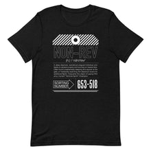 Load image into Gallery viewer, Definition of a Non-Rev - Unisex Shirt