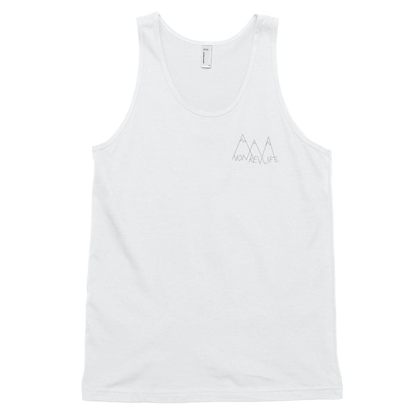 Men's Classic Tank - New NonRevLife Line
