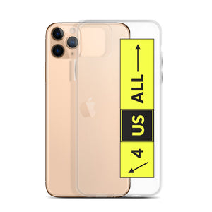 """4 Us All"" iPhone Case"