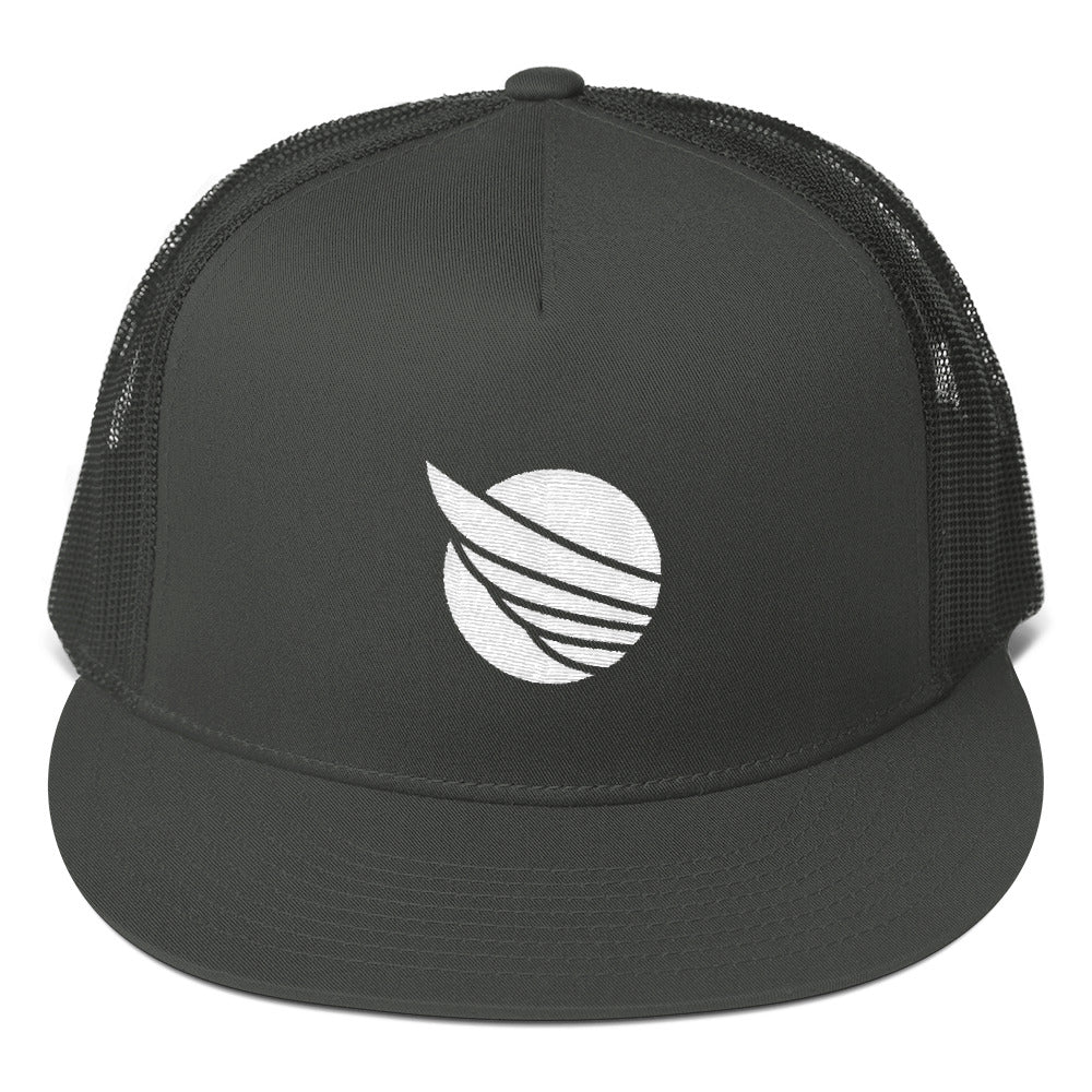 ID90 Travel Logo Mesh Back Snapback