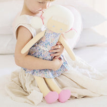 Alimrose Large Audrey Doll Liberty Blue