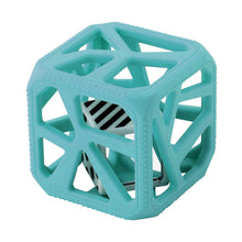 Baby Teether Rattle Chew Cube