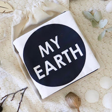 Baby Cloth Book - Earth