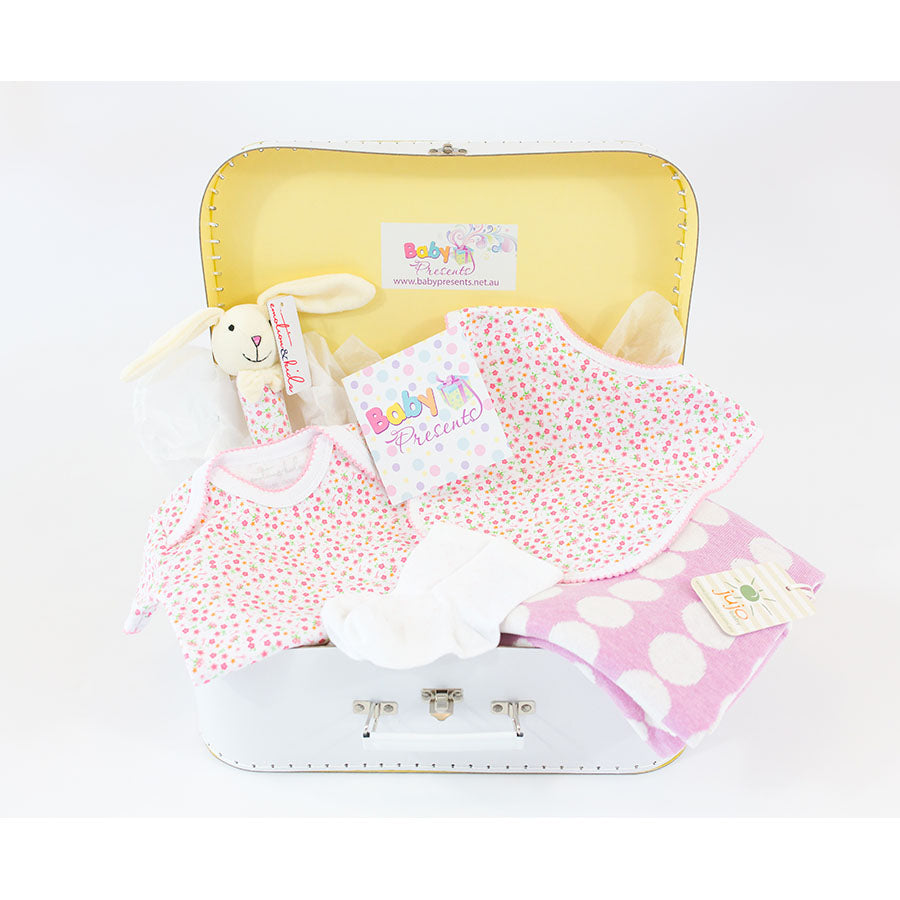 Baby Girl Hamper - Luxe