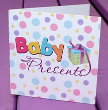 Gift Wrapping & Gift Card