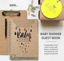 RhiCreative Baby Shower Guest Book