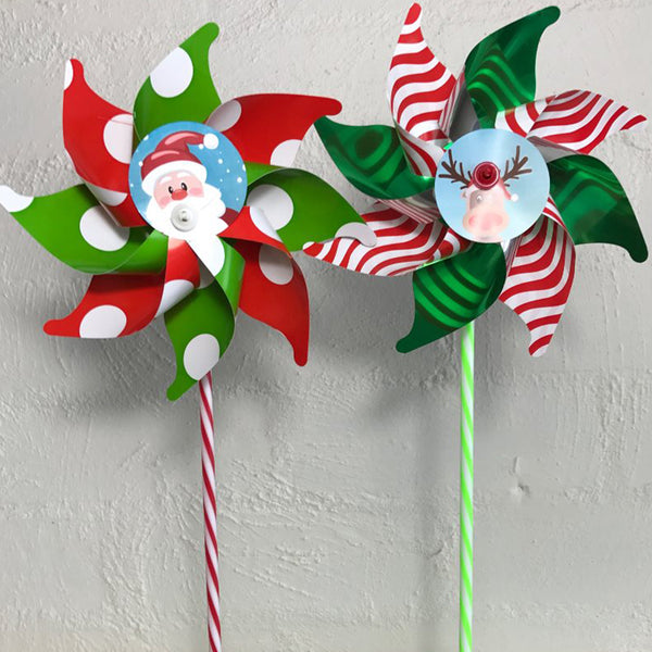Whirly Windmill Christmas
