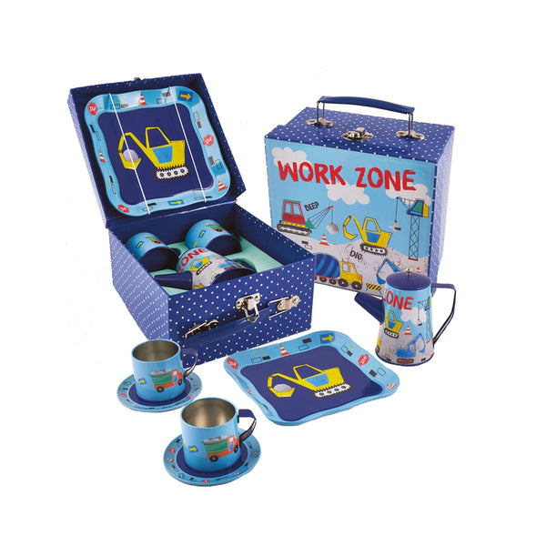 Teaset Construction Set