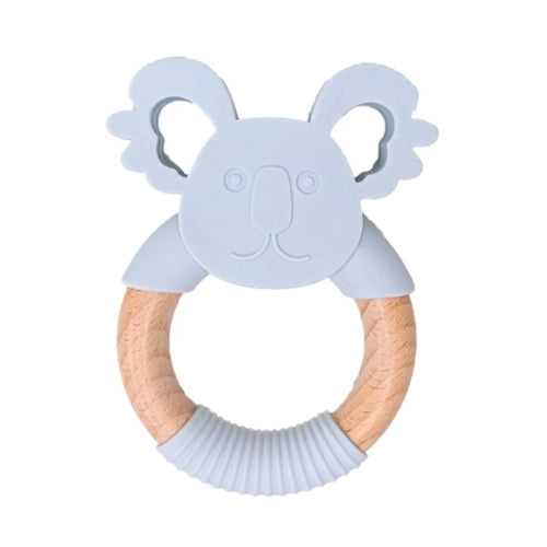 Jellystone Koala Teether Light Grey