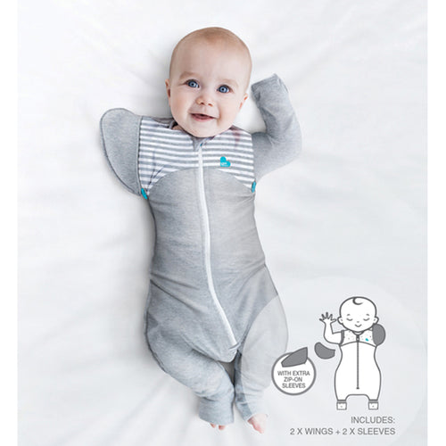 Love To Dream Swaddle Up Transition Suit Original 1.0 TOG