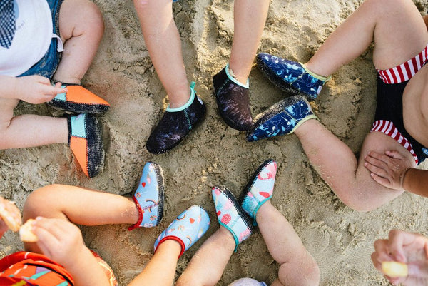 Minnow Designs Baby Swim Shoes