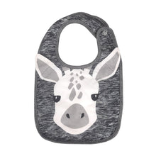 Mister Fly Animal Face Bib