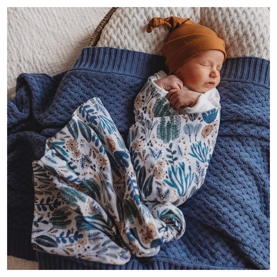 Snuggle Hunny Kids Arizona Organic Muslin Wrap
