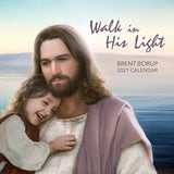 "'Walk in His Light"" 2021 Calendar"