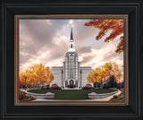 Boston Massachusetts Temple - A Place of Safety