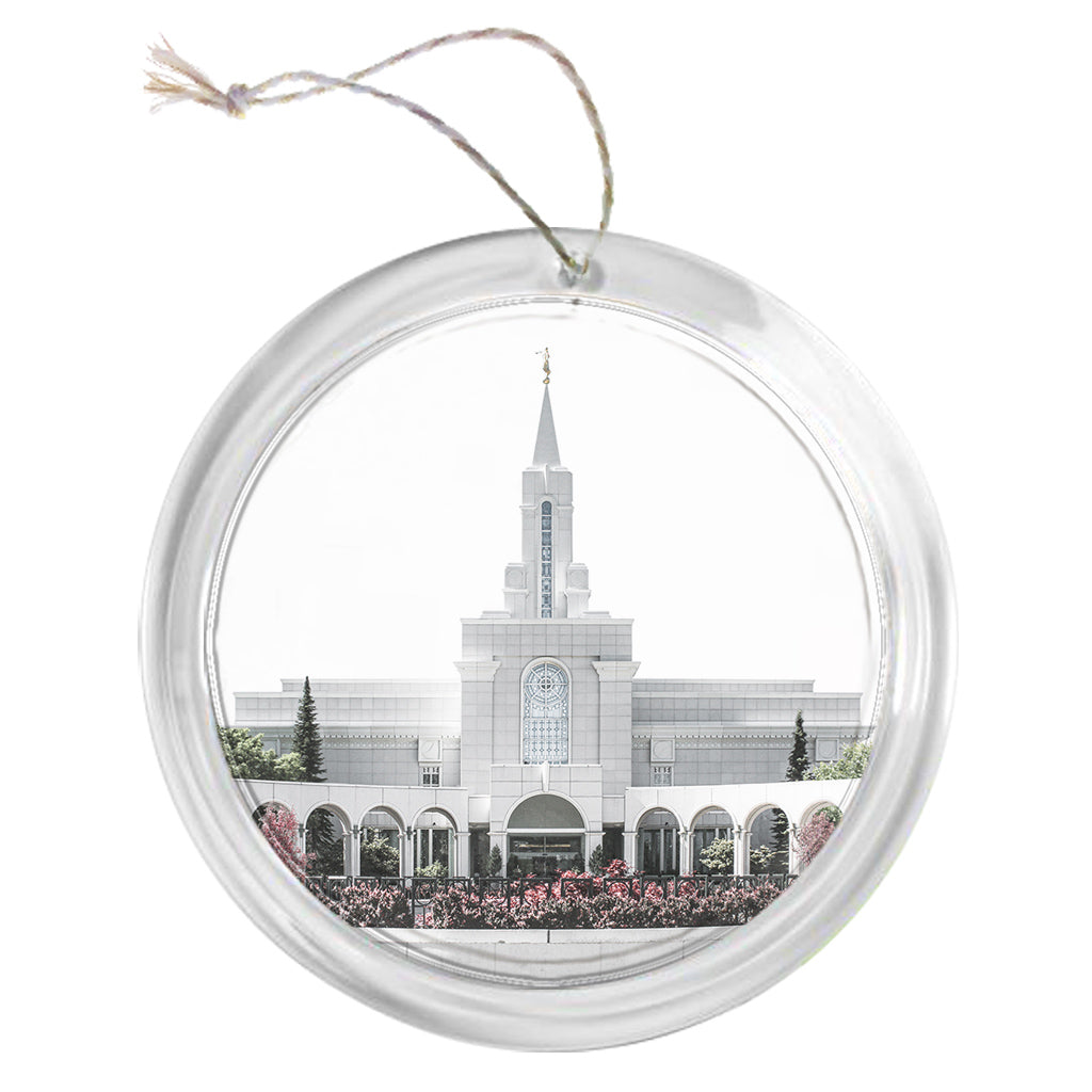 """Bountiful Temple - Celestial Series"" Tree Ornament"