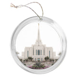 """Gilbert Temple - Celestial Series"" Tree Ornament"