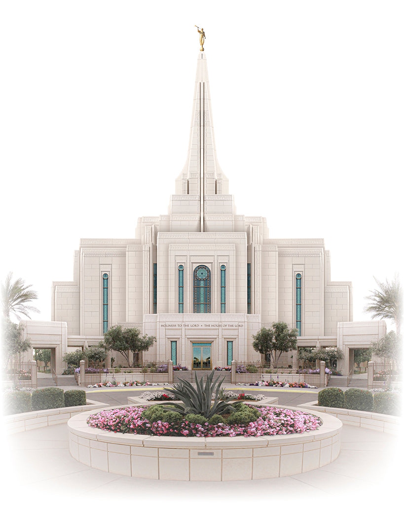 Gilbert Temple - Celestial Series