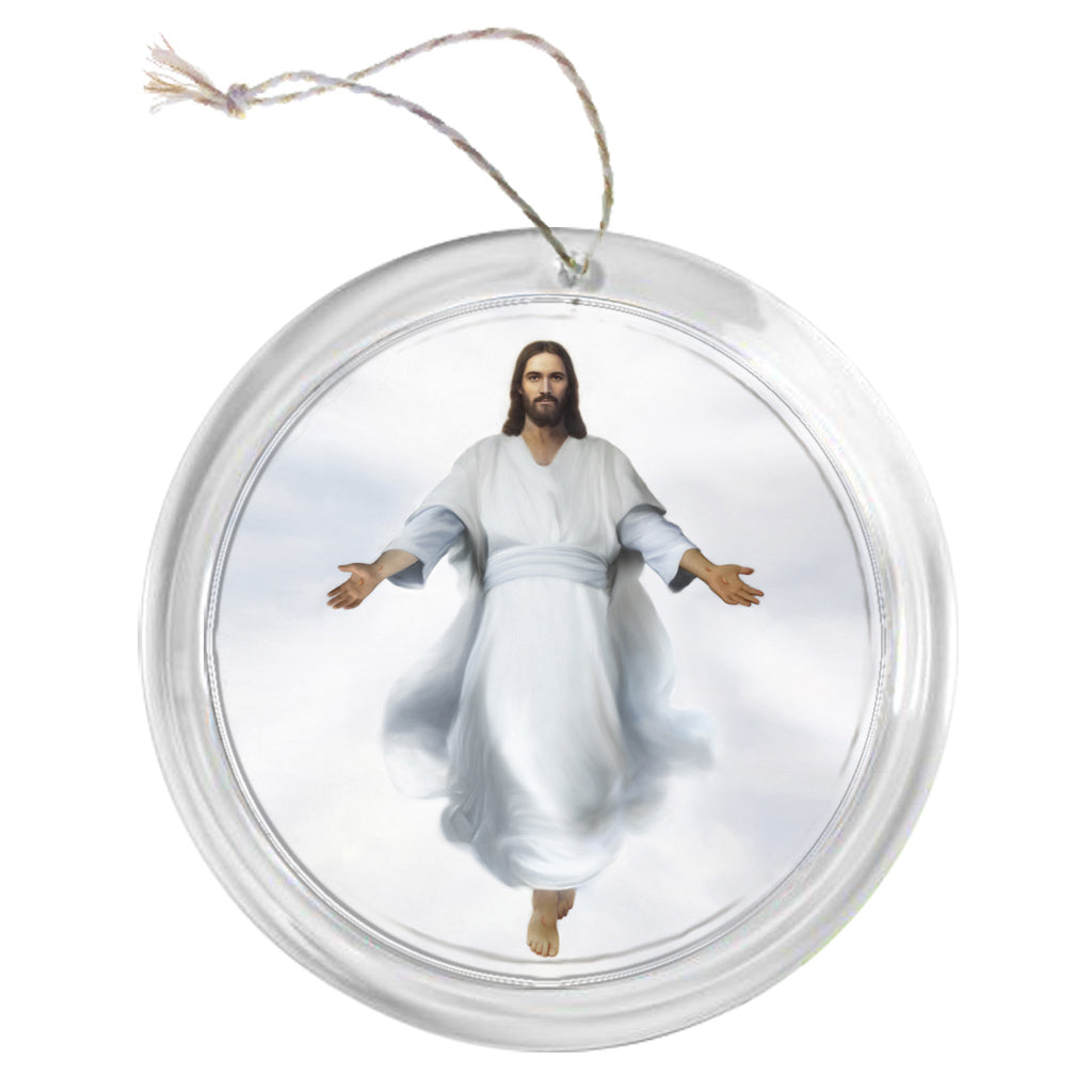 """Christ's Glory"" Tree Ornament"