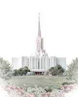 Jordan River Temple - Celestial Series