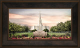 Jordan River Utah Temple - A Place of Safety