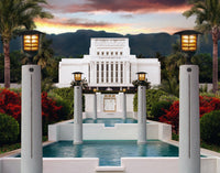 Laie Hawaii Temple - A Place of Safety